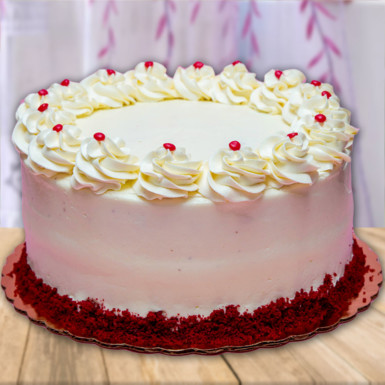 Buy Yummy Red Velvet Cake