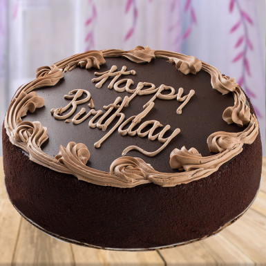 Birthday Chocolate Cake | Winni