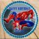 Buy Spiderman Photo Cake