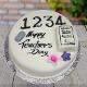 Buy Fondant Cake for Teacher