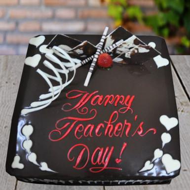Buy Chocolate Cake for Teacher