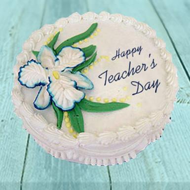 Buy Teacher Day Pineapple Cake