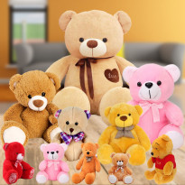 Heart Stealer Teddies