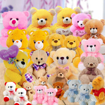 Powerful Teddies