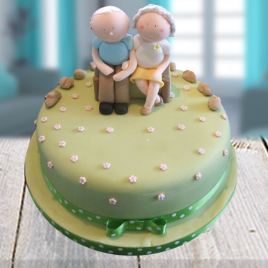 Buy Grandparentsday Cake