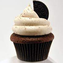 4 Oreo Cupcake