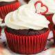 Buy 4 Scrumptious red velvet Cupcake
