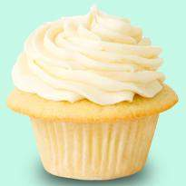 4 Delicious Vanilla Cupcake