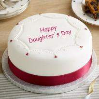 Daughters Day Cake
