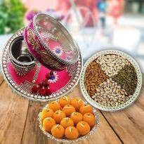 Beautiful Karwa chauth Gift