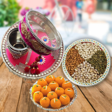 Buy Beautiful Karwa chauth Gift