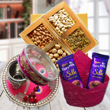 Buy Royal Karwa Chauth Gift
