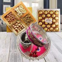 Rich Gift for Karwa Chauth