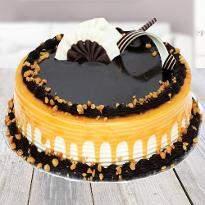 Carmell Chocolate Cake