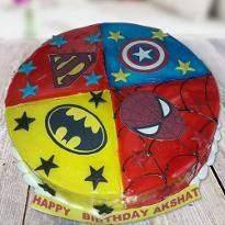 Heroic Delight Cake