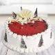 Buy Strawberry Fancy Cake