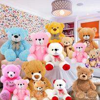 Cuddlesome Teddies