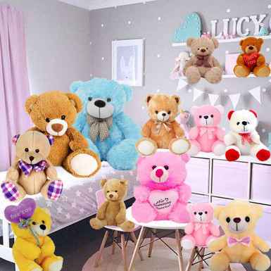 Buy Cute Teddies for Buddies