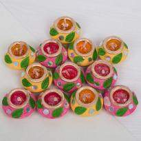 Set of 12 Diya