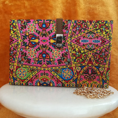 Buy Jaipuri Printed Clutch