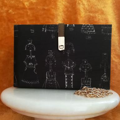 Buy Gorgeous Black Clutch