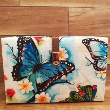 Buy Butterfly Print Clutch