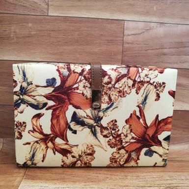 Buy Floral Print Clutch
