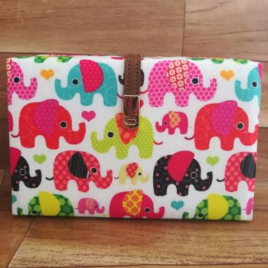 Buy Adorable Elephant Print Clutch