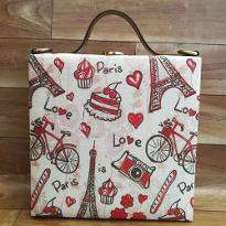 Paris Love Handbag