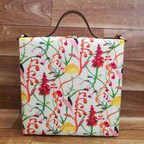 Thread Painted Handbag