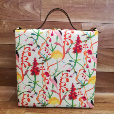 Buy Thread Painted Handbag