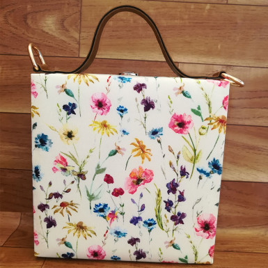 Buy Adorable Floral Sketch Handbag