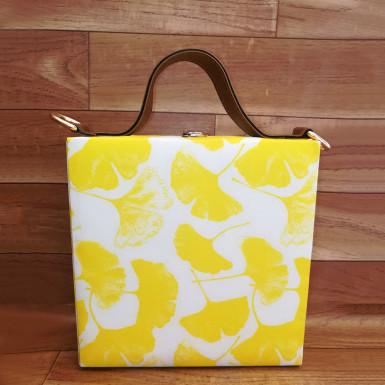 Buy Yellow Petals Handbag