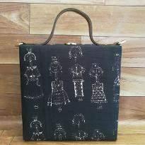 Flamboyance Print Handbag