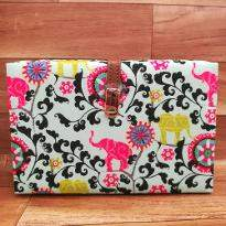 Adorable Printed Clutch