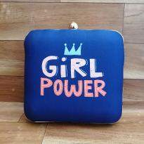 Girl Power Clutch