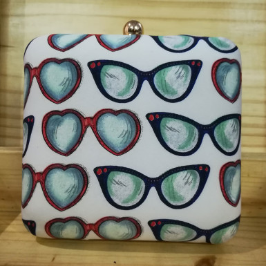 Buy Shades Printed Clutch