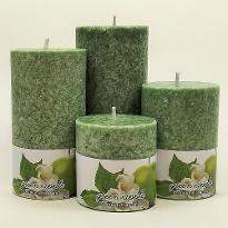 Green Apple Fragrance Candles