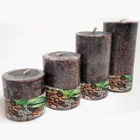 Coffee Fragrance Luxury Candles
