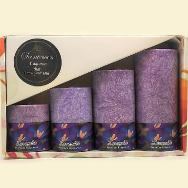 Buy Lavender Fragrance Candles