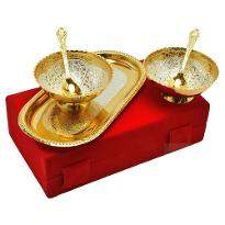 Silver & Gold Plated Set