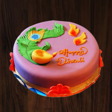 Buy Happy Diwali Cake