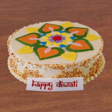 Buy Diwali Butterscotch Cake