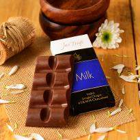 Artisanal Milk Chocolate Bar Set of 2