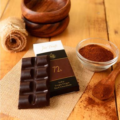 Buy Dark Chocolate Bar Set of 2