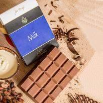 Artisanal Milk Chocolate Bar
