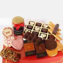 Artisanal Healthy Chocolate Hamper