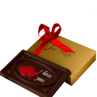 Buy I love you Chocolate Bar