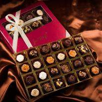 Luxury Pralines box of 24