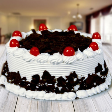 Buy Yummy Black Forest Cake